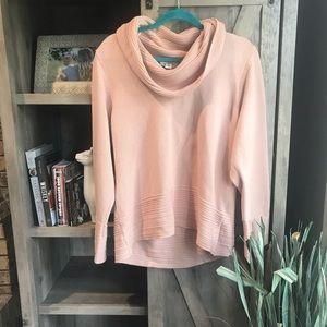CALVIN KLEIN | cowl neck sweater
